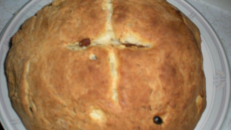 May the luck of the Irish Soda Bread be with you!