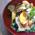 Summer Peach Salad