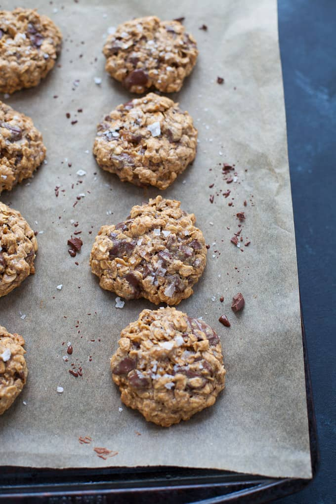 Oatmeal always tastes better as cookies picture