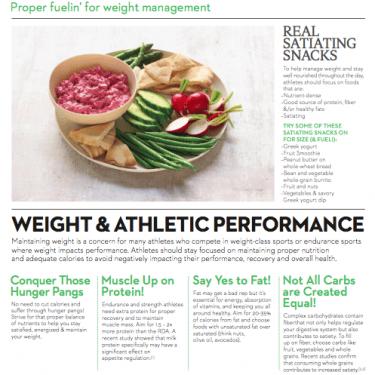 Nutrition Communications & Marketing