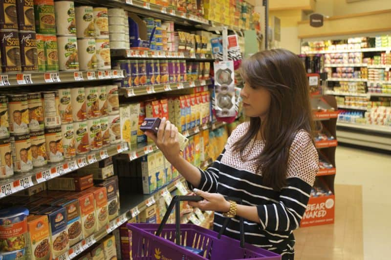 Guided Grocery Store Tour & Meal Planning