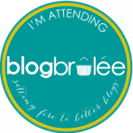 The countdown to Blog Brûlée is on!