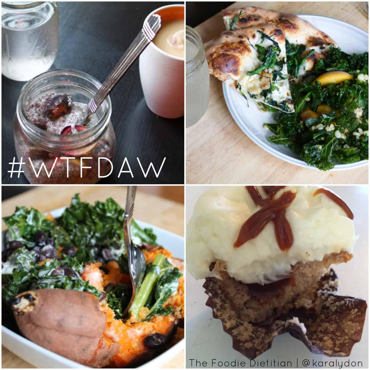 What The Foodie Dietitian Ate Wednesday #WTFDAW | The Foodie Dietitian @karalydon
