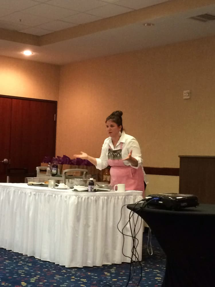 Cooking With Concord Grape Juice   The Foodie Dietitian @karalydon
