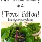 What The Foodie Dietitian Ate Wednesday #4