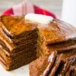 Gingerbread Pancakes-3