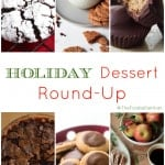 Friday Foodie Dietitian Favorites (Holiday Dessert Recipe Round-Up)