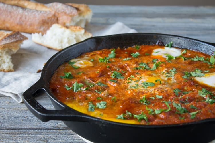 Shakshuka with Harissa-1