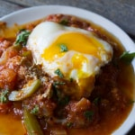 Shakshuka with Harissa