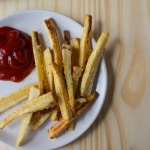 Parmesan Truffle Parsnip Fries