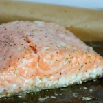 The Best Way To Cook Salmon: Slow Cooked Salmon