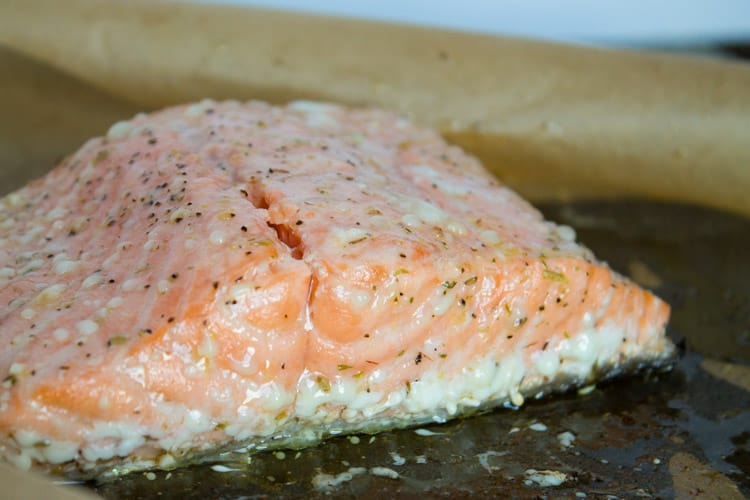 Kara lydon the best way to cook salmon slow cooked salmon for How do you cook fish