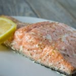 The Best Way to Cook Salmon - Slow Cooked