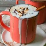 Vegan Boozy Mexican Spiced Hot Chocolate-