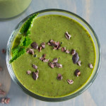 Superfood Shamrock Smoothie