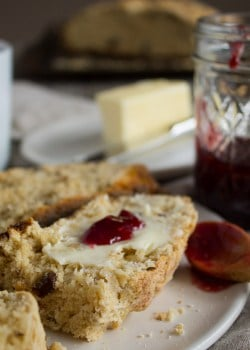 Irish Soda Bread | @TheFoodieDietitian