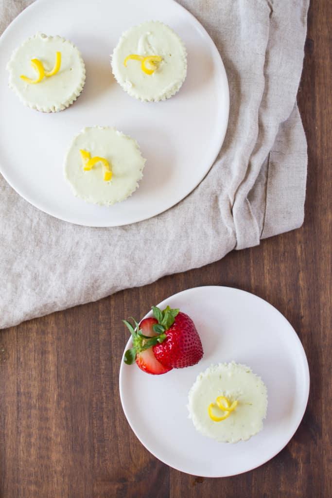 No Bake Matcha Cheesecake Bites -2