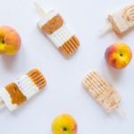 Roasted Peaches N' Cream Popsicles-1