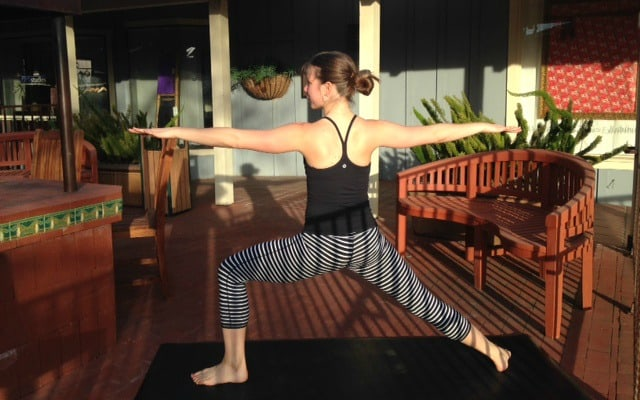 Yoga for Runners via @heatherdcRD | karalydon.com
