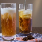 Vegan Thai Iced Tea | @karalydon