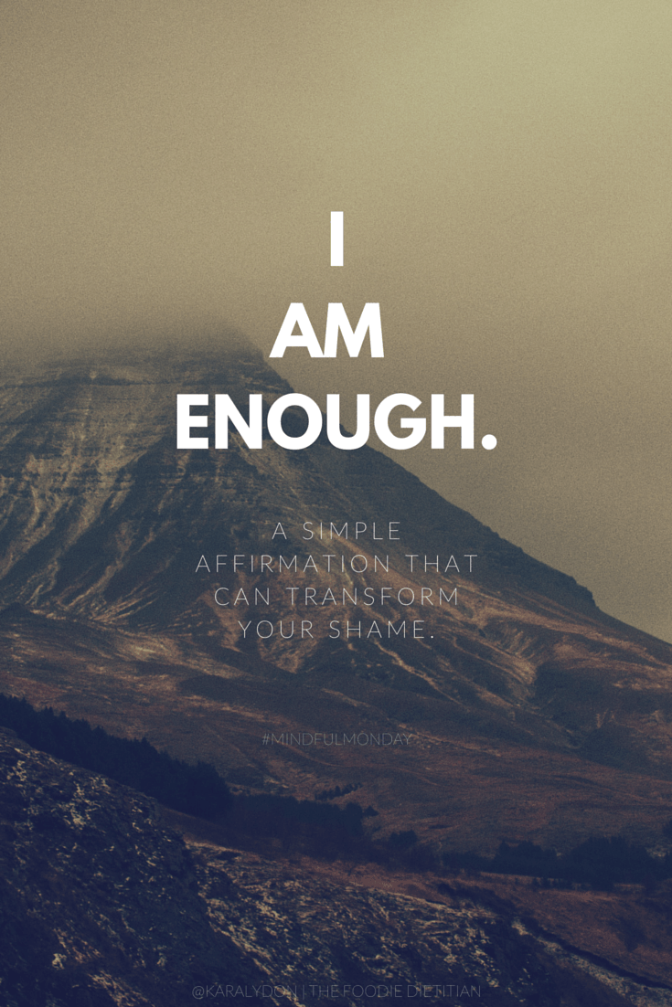 Kara Lydon Mindful Monday A Simple Affirmation That Can Transform