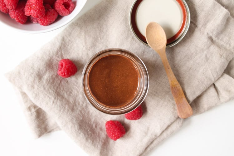 Naturally Sweet Vegan Nutella-1-2