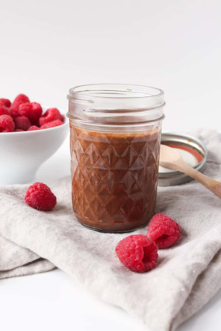Naturally Sweet Vegan Nutella-2-2