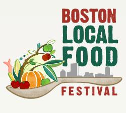 I'm a Boston Local Food Festival Blogger!