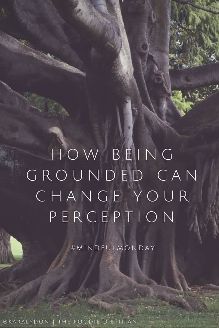 Can physical instability lead to mental and emotional instability? Can balancing on one foot affect how we feel about our relationships? Read on to find out how being grounded can change your perception.