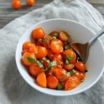 Easy 5 Ingredient Tomato Salad