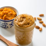 Maple Pumpkin Almond Butter