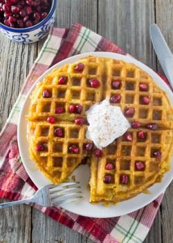 Dairy-Free-Whole-Wheat-Butternut-Squash-Waffles