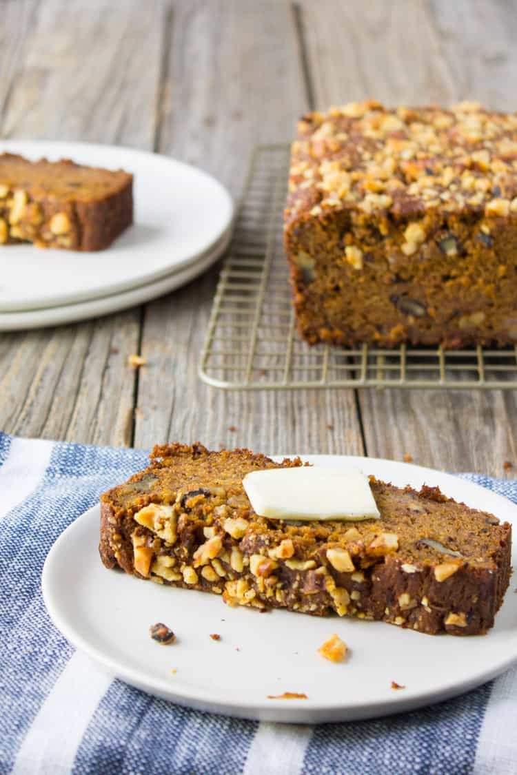 Whole Wheat Butternut Squash Banana Bread sq-7-2
