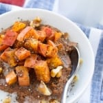 Apple Pie Teff Porridge