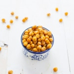 Truffle Roasted Chickpeas