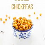 Truffle Roasted Chickpeas