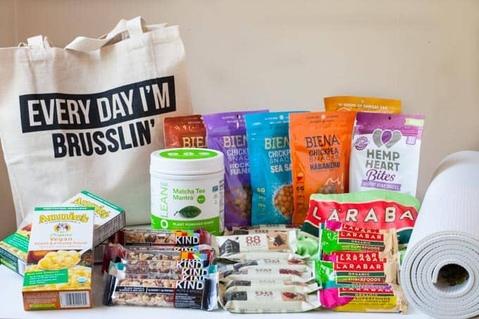 Enter for a chance to win! Nourish Your Namaste Giveaway