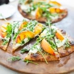 Hemp Pesto Grilled Peach Flatbread-3-2