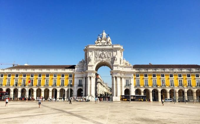 Six Hours In Lisbon, Portugal