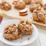 Apple Cinnamon Scuffins