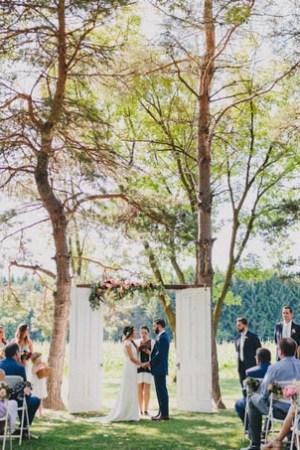A Rustic Barn Wedding in Western New York Part I