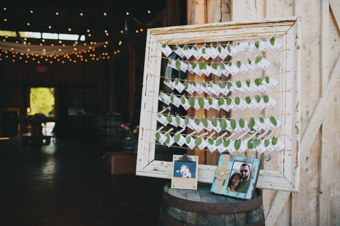 rustic wedding in Upstate New York