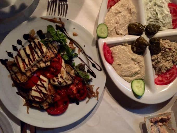 top 10 things to do on your honeymoon in greece. megaro restuarant, elounda, crete