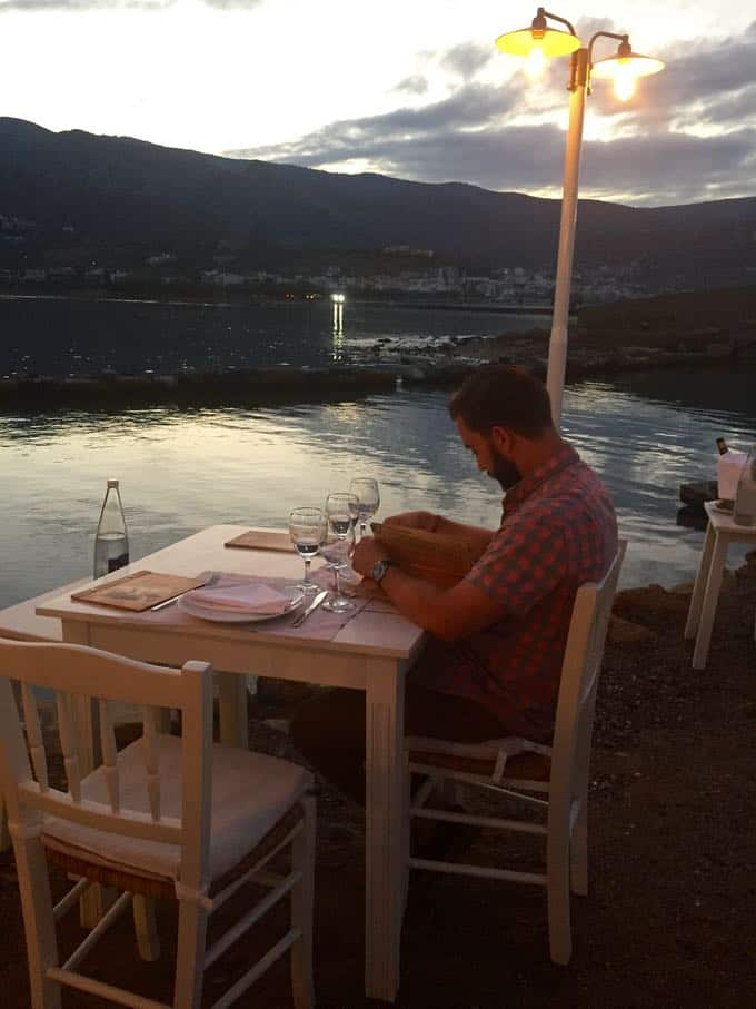 top 10 things to do on your honeymoon in greece. elounda, crete.