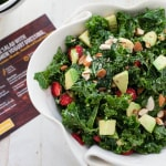 Kale Salad with Lemon Yogurt Dressing and ALDI Giveaway!