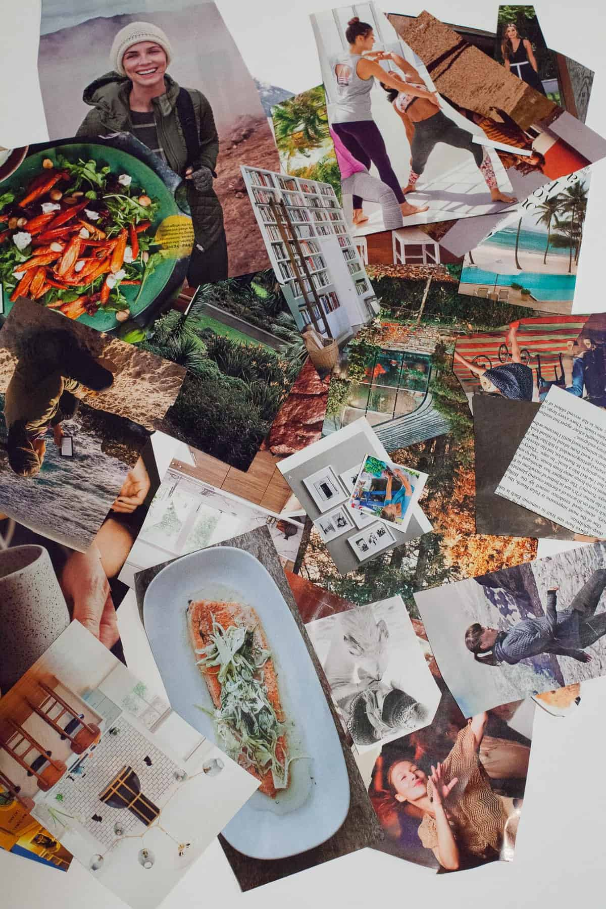 Mindful Monday - How to Create a Vision Board