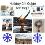 2016 Holiday Yoga Gift Guide