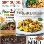 2016 Healthy Cookbook Holiday Gift Guide