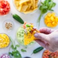 Healthy DIY Guacamole Bar-3-2