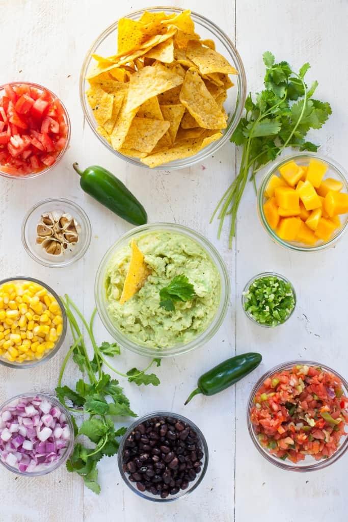 Healthy DIY Guacamole Bar-4-2